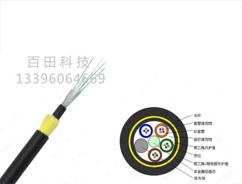 ADSS8芯光缆